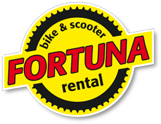 Fortuna bike & scooter rental Makarska